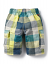 Tea Collection Kanak Plaid Cargo Shorts