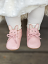 Livie & Luca Pipkin Light Pink Shimmer Soft Sole