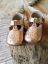 Livie & Luca Cora Rosegold Metallic Baby Soft Sole