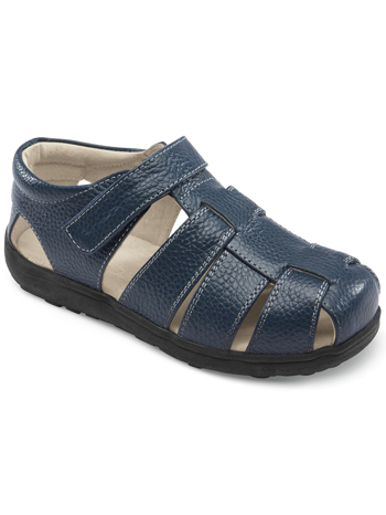 Kai by See Kai Run Dillon II Navy - TinySoles 0465961868d9