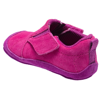 Merrell Jungle Moc Baby Fuchsia Soft Sole