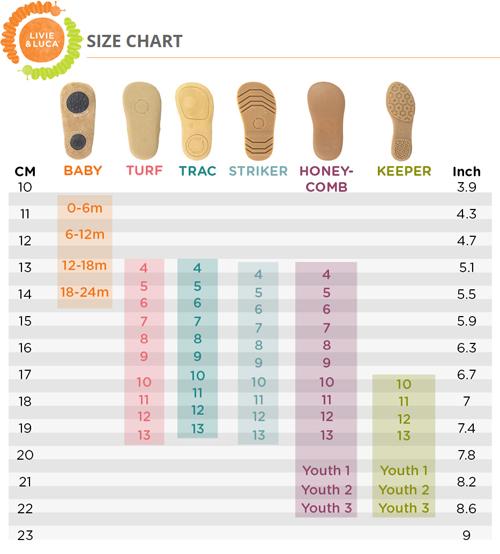 merrell mens shoe size chart graph