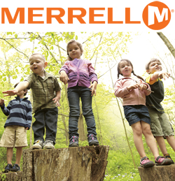 Merrell Kids