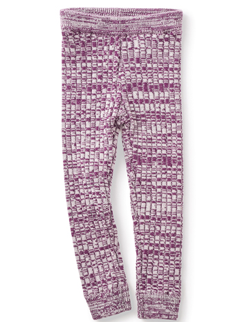 Tea Collection Baby Sweater Leggings (Baby Girls)