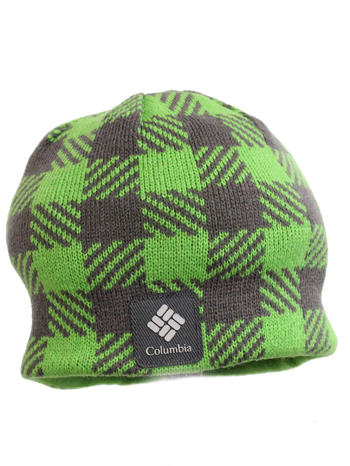 Columbia Urbanization Mix Beanie Cyber Green