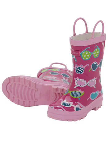 b324c1b17ff Hatley Cool Sunglasses Rain Boots - TinySoles
