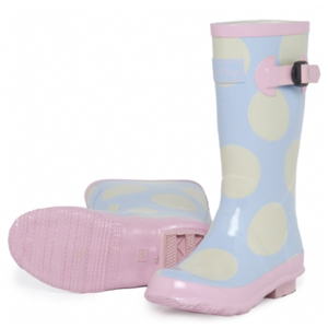 Hatley Splash Gear Polka Dot Rain Boots
