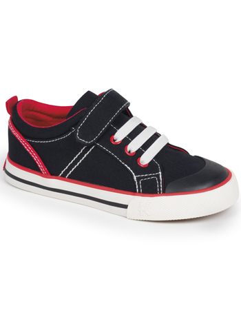 Kai by See Kai Run Tanner Black/Red