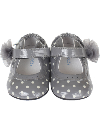 Robeez Mini Shoez Gracie Grey