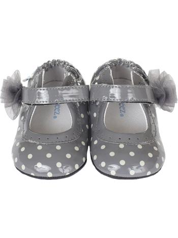 Robeez Mini Shoez Gracie Grey