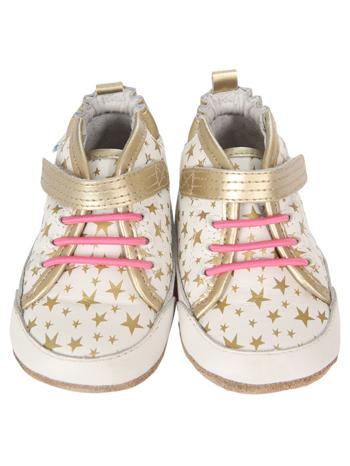 Robeez Mini Shoez Shimmering Sage