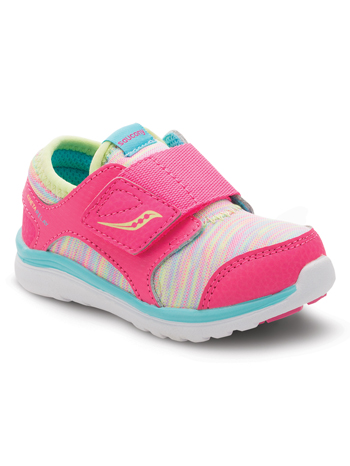 Saucony Baby Kineta AC Multi (Toddler/Kids)