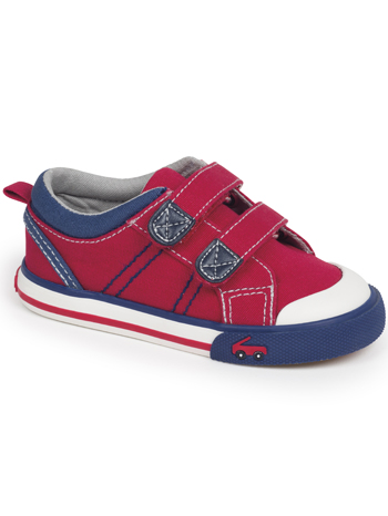 See Kai Run Hess II Red/Navy
