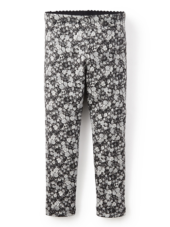 Tea Collection Flor Camo Leggings Jet Black/White