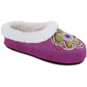Acorn Flower Power Mule Berry Heather 