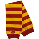 BabyLegs Cardinal/ Gold Varsity Leg Warmers