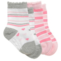 BabyLegs Cheshire Organic Socks 2 Pack