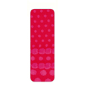 Country Kids Bubble Dot Tights Red