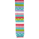 Country Kids Candy Colorblock Capri Aqua