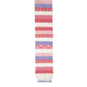 Country Kids Candy Colorblock Capri Pink