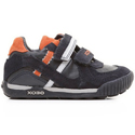 Geox Olimpo Navy Orange Infant