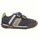 Geox Olimpo Blue Lime Infant