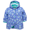 Hatley Crafty Flowers Lined Raincoat
