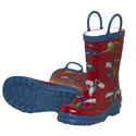 Hatley Dragons Rain Boots 