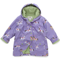 Hatley Merry-Go-Round Horses Raincoat