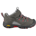 KEEN Alamosa Gargoyle/Pompeian Red Infant