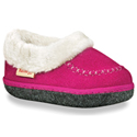 Kamik Cozy Cabin Fuchsia Slippers