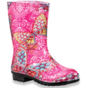 Kamik Kelsey2 Pink Rain Boot