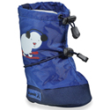 Kamik Teddy Blue Baby/Infant Bootie