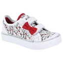 Keds Hello Kitty Mimmy White Bow Print