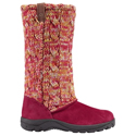 KEEN Auburn Boot Beet Red Kids