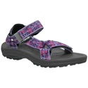 Teva Hurricane 2 Brocart Purple Kids
