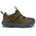 KEEN Targhee Dark Earth/Orange Ochre Infants