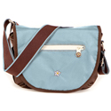 Sherpani Milli Air Blue Shoulder Bag