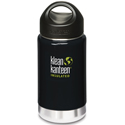 Klean Kanteen 12oz Wide Insulated Black Eclipse