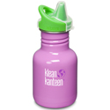 Klean Kanteen 12oz Sippy Cactus Flower