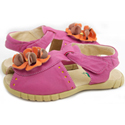 Livie &amp; Luca Bloom Fuchsia Sandal Kids/Youth