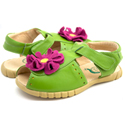 Livie &amp; Luca Bloom Lime Sandal Kids/Youth 