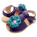 Livie &amp; Luca Bloom Purple Sandal Kids/Youth 