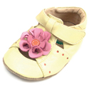 Livie & Luca Bloom Yellow Sandal Soft Sole