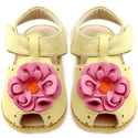 Livie &amp; Luca Bloom Yellow Sandal
