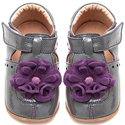 Livie & Luca Blossom Gray Soft Sole