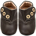 Livie & Luca London Boot Brown Soft Sole