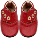 Livie & Luca London Boot Red Soft Sole