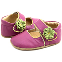 Livie & Luca Merry Bell Violet Soft Sole
