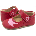 Livie & Luca Pio Pio Red Soft Sole